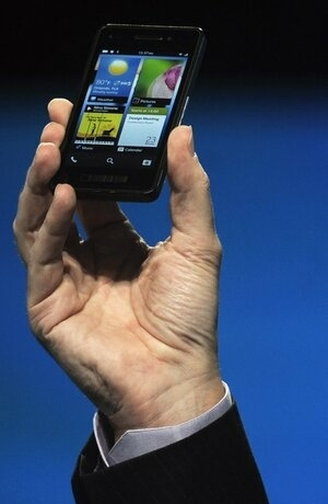 Foto Peluncuran BlackBerry 10