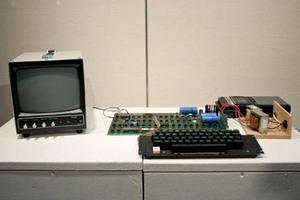 Rupa Komputer Apple Pertama di Dunia