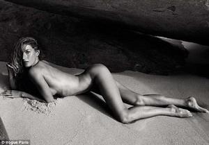 Gisele Bundchen Bugil di Vogue
