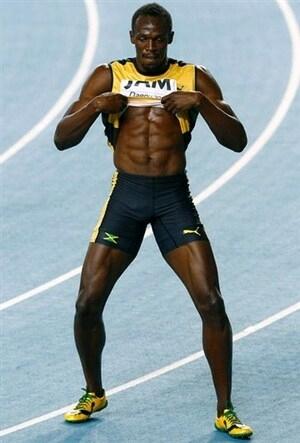 Atlet Pria Paling Seksi di Olimpiade London 2012