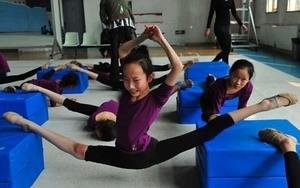 Ngeri! Calon Atlet Masa Depan di China Dilatih Secara Kejam