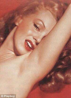 Foto Bugil Marilyn Monroe Dalam Majalah Playboy Dirilis Kembali