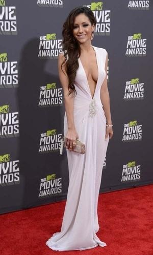 Selebriti Cantik dan Seksi di MTV Movie Awards 2013