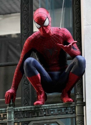 Kostum Baru The Amazing Spider-Man 2