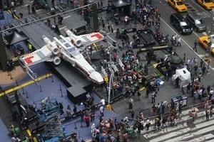 Ini Dia Pesawat Lego Star Wars Terbesar Sedunia