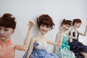 Jepang Produksi Boneka Boneka Kloning Manusia