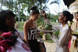 Kedatangan Kontestan Miss World 2013 di Bali