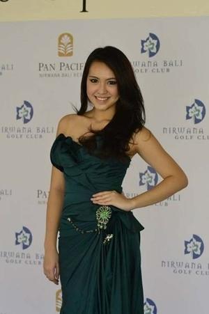 Wanita-wanita Cantik Kontestan Miss World 2013 di Bali (2)
