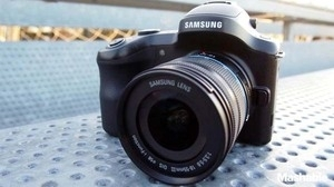Review Kamera Android Samsung Galaxy NX