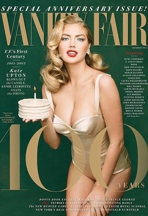 10 Model Seksi Paling Hot di Cover Majalah 2013