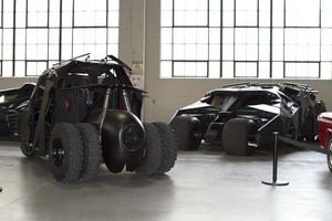 Keren! Mobil Golf Diubah menjadi Tumbler Batmobile