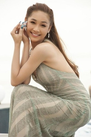 Saingan Nongpoy, Rose Waria Cantik dari Thailand
