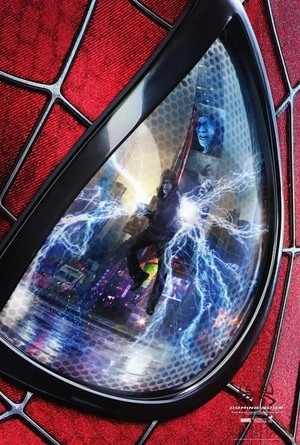 3 Poster Baru The Amazing Spider-Man 2 Tampilkan Electro