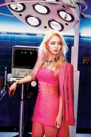 Member SNSD Hyoyeon, Jessica, Sunny Seksi Pink di Teaser Foto Mr.Mr