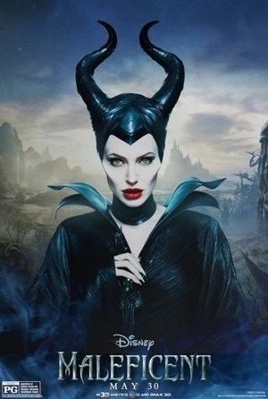 5 Poster Karakter Maleficent