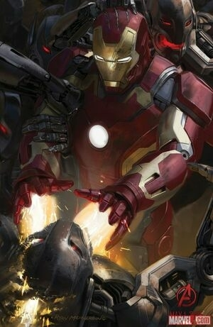 Poster Terbaru Avengers: Age of Ultron