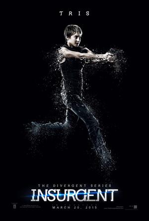 8 Poster Karakter Insurgent