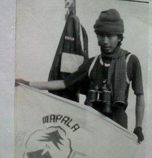 Foto Napak Tilas Presiden Jokowi Semasa Muda