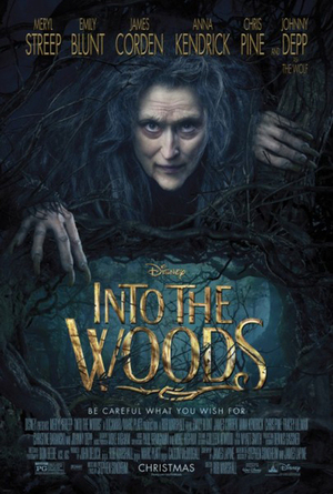 Foto: Adegan Terbaru Film Dongeng Disney Into The Woods