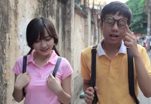 Foto Cantik Nguyen My Huyen, Shizuka 'Doraemon' di Dunia Nyata
