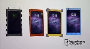 Puzzle Phone, 'Smartphone Jangkrik' yang Bisa Dibongkar Pasang