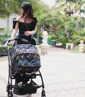 Michelle Koesnadi, Fashion Blogger Indonesia yang Stylish