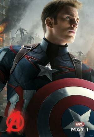 Poster Karakter Avengers: Age of Ultron