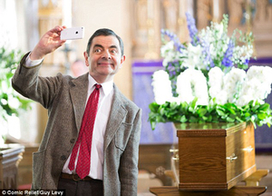Mr. Bean Kembali Beraksi di Acara Amal Comic Relief
