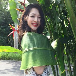 Pemotretan Cantik Sulli f(x) di Bali