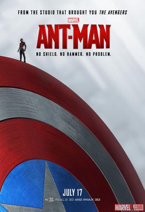 Marvel Rilis Poster Keren Ant-Man Versi Avengers