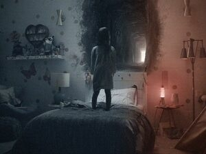 Foto Teaser Menyeramkan Paranormal Activity: The Ghost Dimension