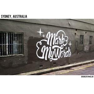 Foto: Justin Bieber Rilis Track List Album Purpose Lewat Grafiti Keren