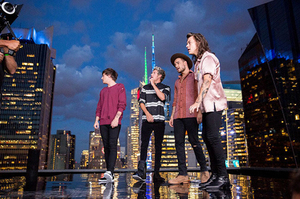 Foto Keren Behind The Scene Video Klip One Direction 'Perfect'