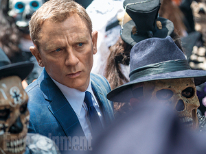 Spectre Rilis Foto Aksi Keren Terbaru James Bond