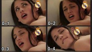 Meme Kocak Kekalahan Real Madrid Vs Barcelona di El Clasico