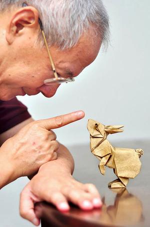 20 Origami Unik & Lucu Buatan Hideyuki Kamon