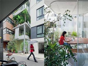 10 Rumah Unik Di Jepang Bikin Bengong