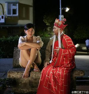 Foto Biksu Tong Hidup & Main Di Film Hollywood Zaman Sekarang
