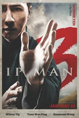 6 Poster Karakter Utama Film Ip Man 3