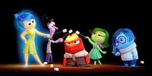 Inside Out - 5 Film Animasi Terbaik 2015