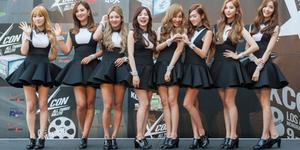 Girls Generation - 5 Girlband Korea Paling Hits 2015