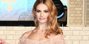 Lily James - 10 Artis Hollywood Paling Ngetop 2015 Versi IMDb