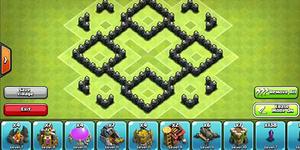 Desain Base - 5 Tips Main Clash of Clans Bagi Pemula