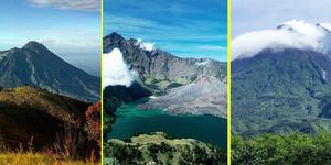 5 Gunung Paling Horor di Indonesia