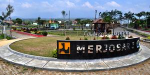Taman Singha Merjosari - 7 Taman Kota di Malang yang Wajib Dikunjungi