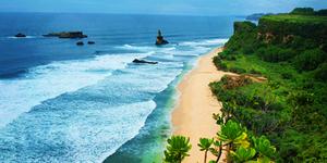 Pantai Buyutan Pacitan - 7 Pantai di Jawa Timur ini Cocok Jadi Destinasi Unggulan