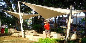 Taman Cerdas Trunojoyo - 7 Taman Kota di Malang yang Wajib Dikunjungi