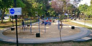 Taman Merbabu - 7 Taman Kota di Malang yang Wajib Dikunjungi