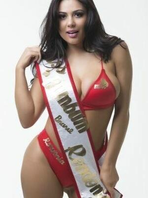 Kontestan Miss Bumbum 2014, Kontes Bokong Terseksi