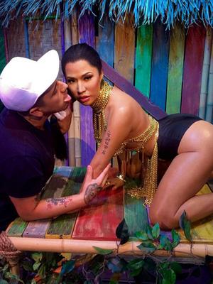 Patung Lilin Nicki Minaj Bikin Pengunjung Ingin Berbuat Cabul